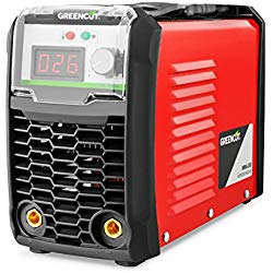Greencut MMA-200 - Poste de Soudage Inverter DC MMA 200Amp iGBT Turboventized LCD Display